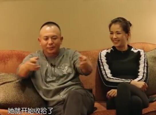 刘涛这个毛病逼疯她的老公 请人吃饭她竟然...
