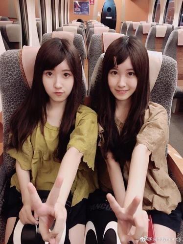 台湾最美双胞胎视频_台湾最美双胞胎姐妹花长大了 现在变更美了_生活趣味_mm4000图片大全