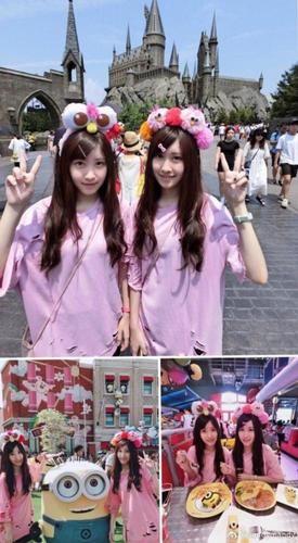 台湾最美双胞胎姐妹花长大了 现在变更美了