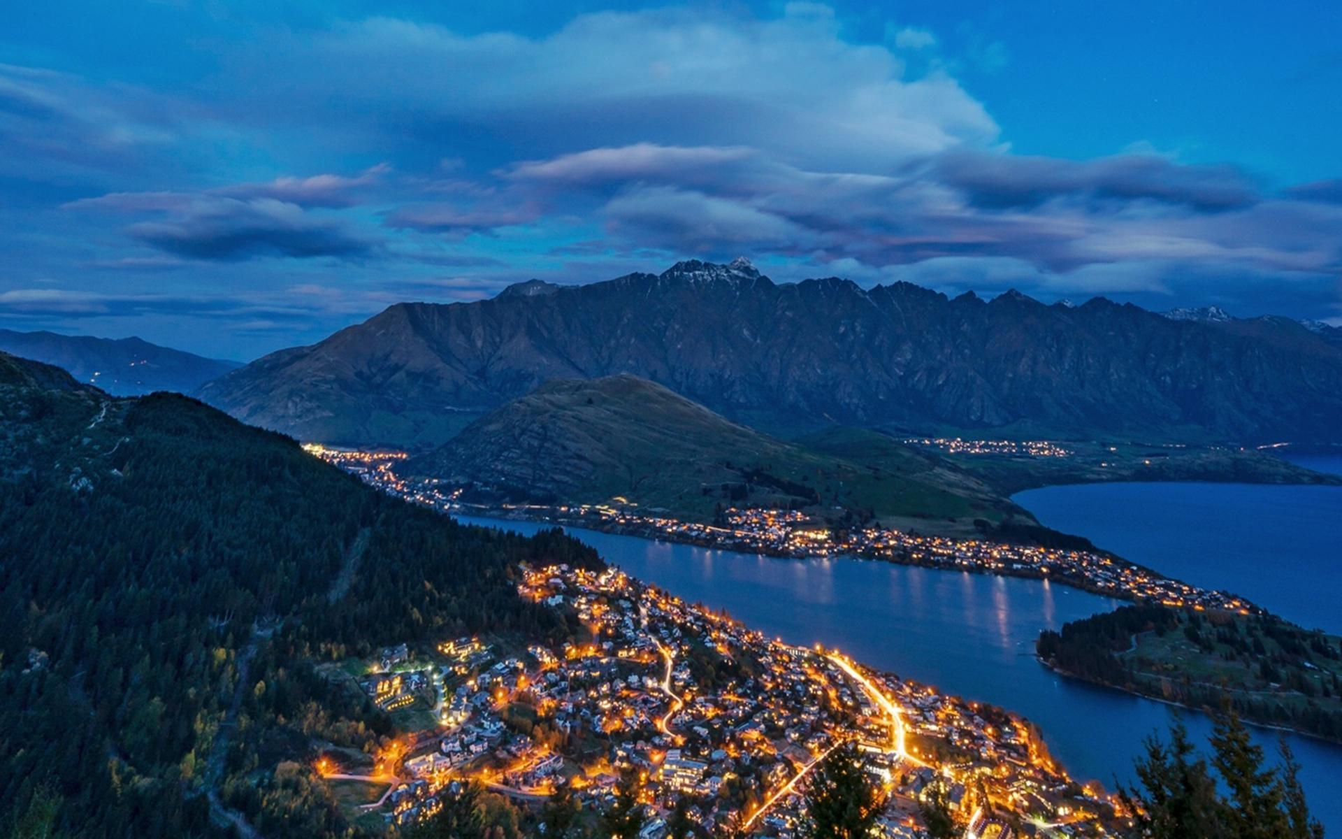 新西兰高清图片_新西兰皇后镇风景图片高清电脑桌面壁纸_桌面壁纸_mm4000图片大全